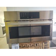 "Used 90 Day Warranty - Bosch 500 Series, 30"", Microwave, SS, Drop Down Door"