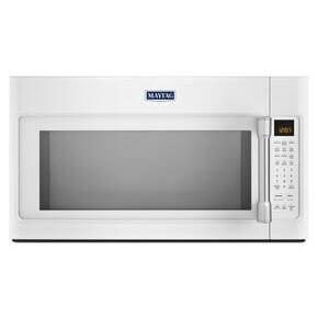 Maytag Over-the-Range Microwave with WideGlide Tray - 2.1 cu. ft.  Color: White