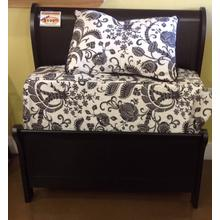 Twin Black Bed Frame