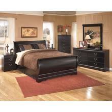 View Product - Huey Vineyard - Queen Sleigh Bed, Dresser, Mirror, & 1 X Nightstand