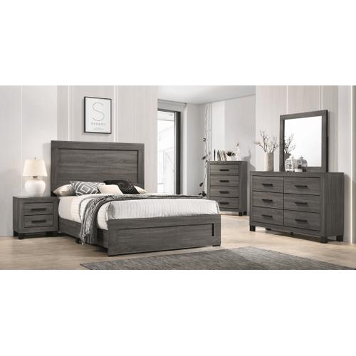 Special Buy 5 PC. Queen Set (Bed, Dresser, Mirror, Chest, Nightstand)
