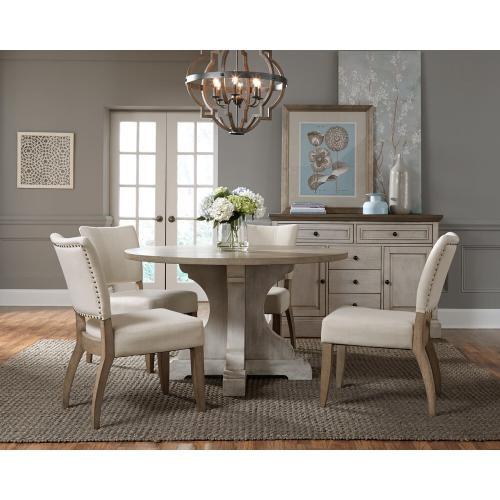 Dakota- 4 piece Dining Room Set