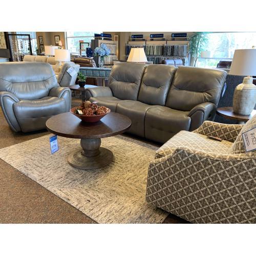 Flexsteel - Blaise Leather Power Reclining Sofa