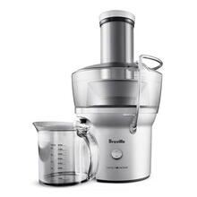 Breville Juice Fountain Compact Juicer, Silver