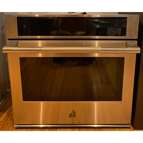 """JennAir JJW3430IL     RISE 30"""" Single Wall Oven with V2 Vertical Dual-Fan Convection"""