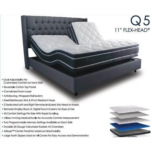 Q5 Flex Head