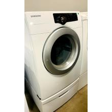 See Details - USED- 7.3 cu. ft. Electric Dryer  FLDRYE27W-U  SERIAL #117