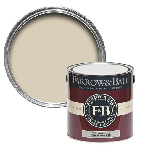 Farrow & Ball - Off White No.3