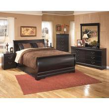 See Details - Huey Vineyard - Black 8 Piece Bedroom (King)