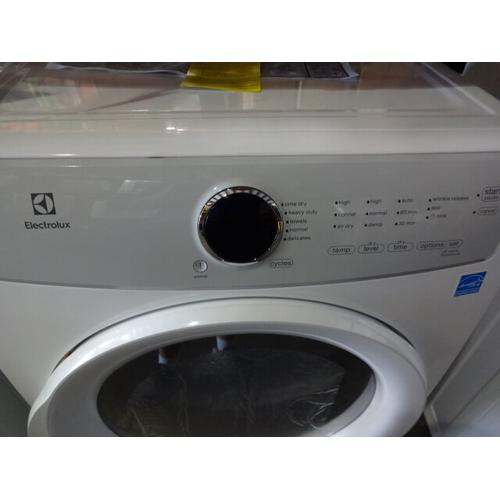 Electrolux Washer And Dryer Matching Set