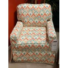 View Product - Options Swivel Slipcovered Chair-Floor Sample-**DISCONTINUED**
