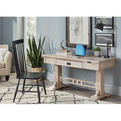 See Details - Craftsman Sit to Stand Writing Desk