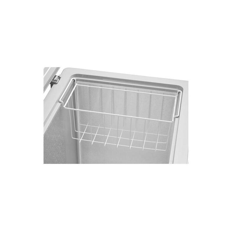 Midea - 5.0 Cu. Ft. Chest Freezer