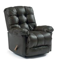 BROSMER Leather Recliner #232120