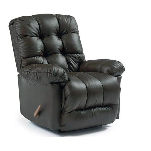 Best Home Furnishings - BROSMER Leather Recliner #232120