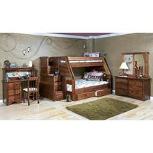 Sedona High Sierra Bunk Bed