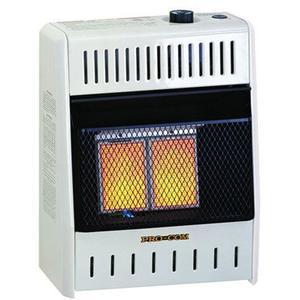 PROCOM 10,000 BTU Vent Free Infrared Thermostat Control Space Heater