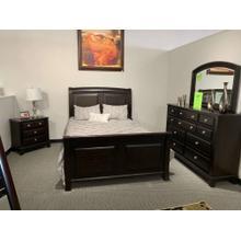 Crown Mark Kenton Queen Bedroom