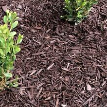 Brown Dyed Mulch (Recycled Product)