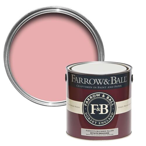 Farrow & Ball - Nancy's Blushes No.278