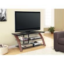 """View Product - Nexus 52"""" TV Stand - Walnut Chocolate"""