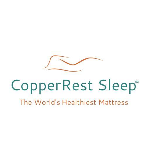 "CopperRest Sleep - Platinum 13"" - Luxury Plush"