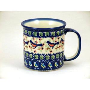 Gallery - Robin Straight Mug