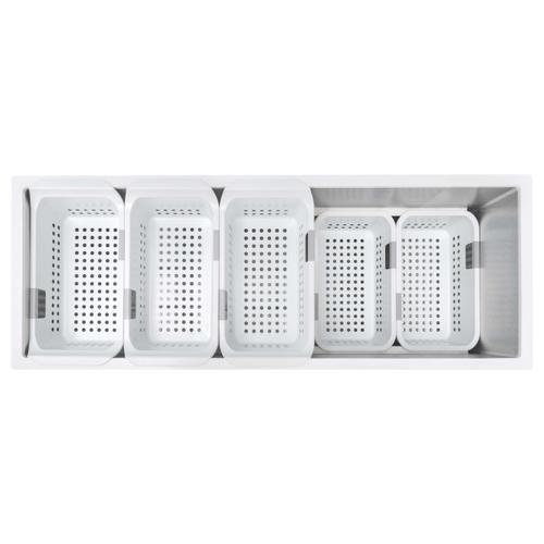21.7 Cu Ft Manual Defrost Chest Freezer