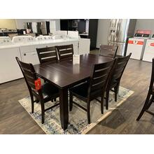 Coaster Dalila Dining with 6 Chairs