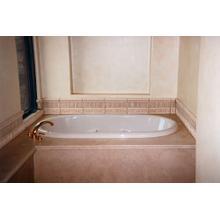 See Details - AIMEE OVAL BATHTUB