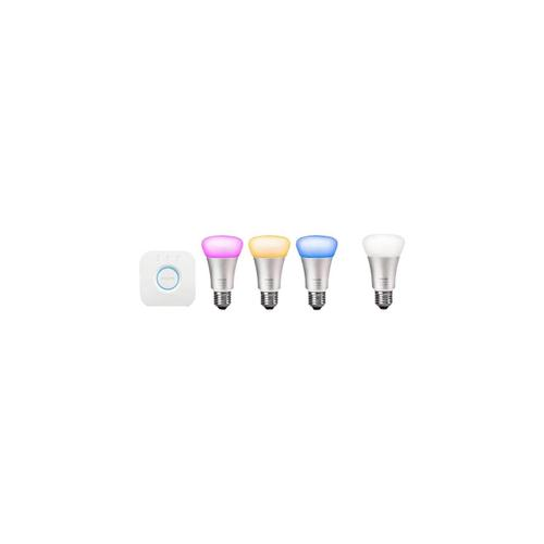 Philips - Philips Hue White & Color Ambiance Starter Kit