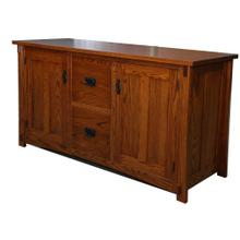 "Credenza   60""W x 22""D x 32""H"