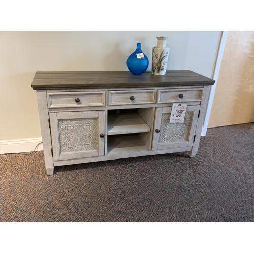 """56"""" TV Console Table"""