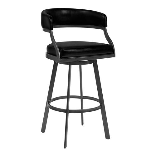 """Atlas"" Swivel Stool. Available in 2 Color Combinations"