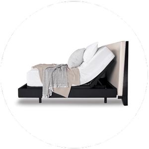 Gallery - Silver - Series S86 - Black Stretch