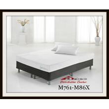 Ashley Sleep Gel Mattress M761 i700 at Aztec Distribution Center Houston Texas