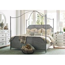 Rachael Ray - Upstate - Metal Canopy Bed, Queen 5/0