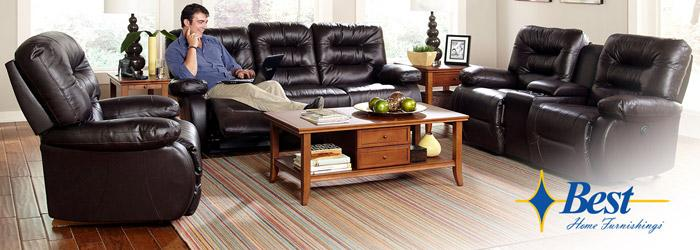 Best Home Furnishings | Shop our Living Room Sofas