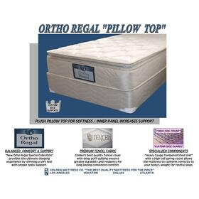 Ortho Regal Pillow Top - Twin