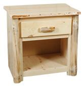 RRP528  1-Drawer Nightstand