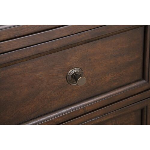 Trade Winds - Hampton Park Dresser and Mirror