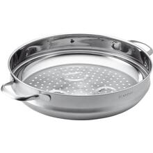 Scanpan Classic Stainless Steel Steamer Insert, 12.5-Inches