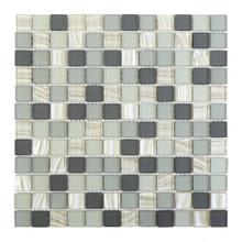 DP001 Pearl Glass Mosaic - GREY