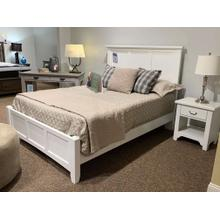 See Details - White Bedroom Group - Style #744
