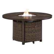 "Paradise Trail 48"" Round Fire Pit Table"