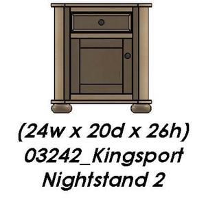 Kingsport Nightstand