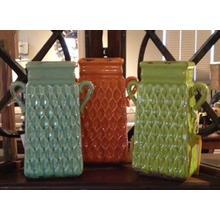 Ceramic Sm Vases