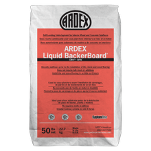 ARDEX LIQUID BACKERBOARD-50LBS