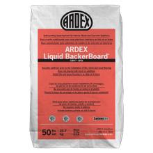 See Details - ARDEX LIQUID BACKERBOARD-50LBS