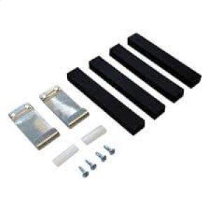 """Fisher & Paykel24"""" FRONT LOAD LAUDNRY STACK KIT"""